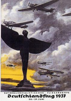 Germany flies  1937