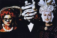 1972 Rothschild party.