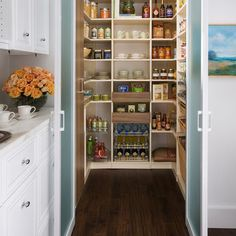 Pantry Closet Design, Pictures, Remodel, Decor and Ideas - page 19