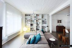 Loft Interior in Barcelona // MINIM