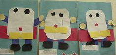 Humpty Dumpty Art (from Little Giraffes Teaching Ideas)
