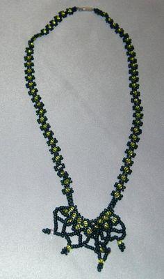 Free Jewelry Pattern: Daisy Chain Basic Beading Pattern