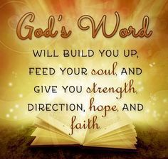 PROVERBS 30:5 - Every word of God is tried and purified; He is a shield to those who trust and take refuge in Him.