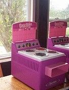 Easy Bake Oven Cake & Frosting Recipes
