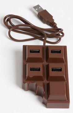 CHOCOLATE USB HUB