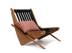 Boomerang Chair (by Richard Neutra, 1942)
