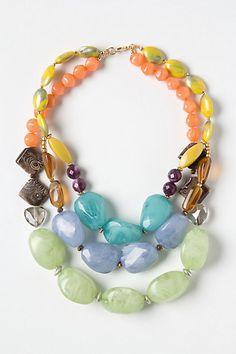 Lagniappe Necklace #anthropologie $58