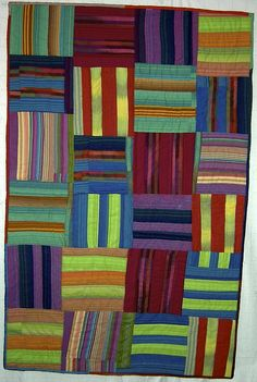 Geesbendish by Nancy Jackson at NancyQuilts, via Flickr bend quilt, thing quilt, heritag quilt, gee bend, african heritag, 2014 quilt