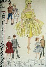 Vintage Barbie Sewing Pattern