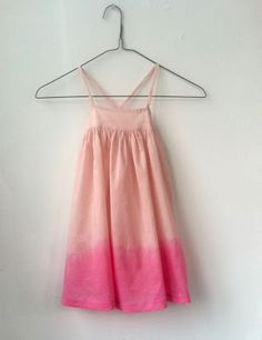 wolfechild - ombre dress