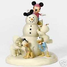Dept 56 SNOWBABIES  Making Snowfriends 69999 Retired
