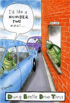 A little poo-poo humor never hurt anyone ;)