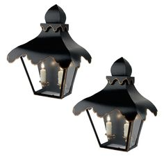 tole sconces - Coleen & Company
