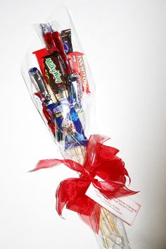 Clever recital or performance gift especially for a boy