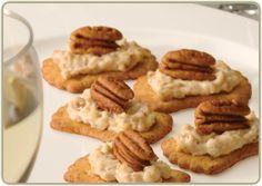 Pecan Appetizer Spread - Fisher Nuts