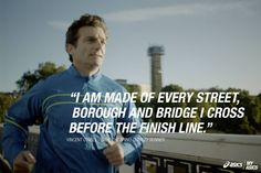 Rhino Runner Vincent O'Neill is made of sport. #betteryourbest