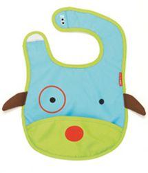 Baberos de bebé Skip Hop originales y divertidos http://www.mibabyclub.com/tienda-bebes/alimentacion-del-bebe/vajillas-infantiles/baberos-bebe-skip-hop-dog.html