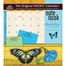 Butterflies 2013 Pocket Wall Calendar. I have been getting this calendar for Years! it's great for work Cubicales that dont have alot of space.  Love the Pocket!  CALENDARS.COM