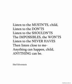 Shel Silverstein~