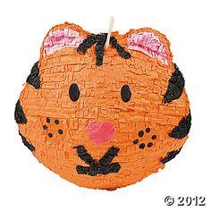 Tiger Piñata