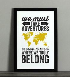 Take Adventures!