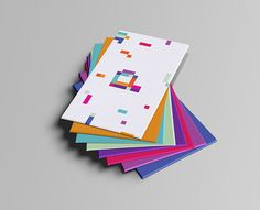 Pixel Awards Business Card #branding #visualidentity #logodesign #corporateidentity #stationery