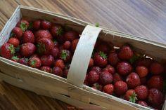 Super easy strawberry jam!