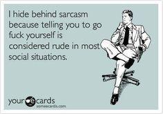 Yea . . . True . . True