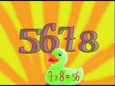 awesom math, math video, multipl song, multiplication videos, math websit, learn, homeschool, multiplication songs, multiplication tricks