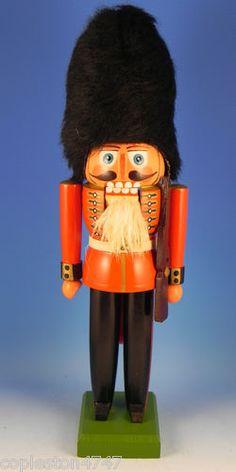 German Nutcracker doll.