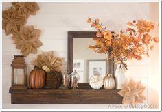 Mantel meets Autumn