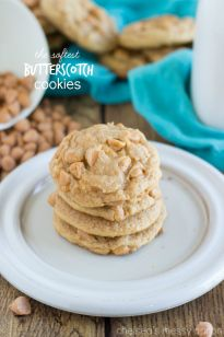 Butterscotch Cookies | Chelsea's Messy Apron