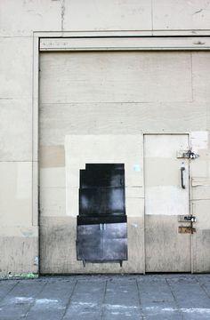 Paper Trail 2012 - WALLPAPER by Deborah Bowness