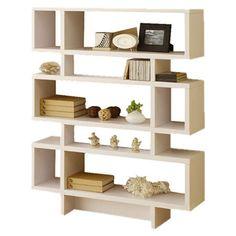 Bookcase in White.
