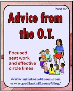 Advice from the OT