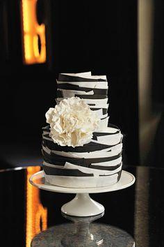 maggi austin, graphic black, sugar peoni, photo galleries, white cakes, austin cake, medium, white fondant, fondant cakes