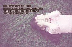 sometimes i forget.... <3