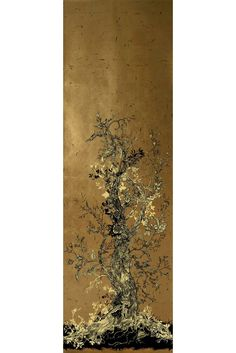 Timorous Beasties Wallcoverings - Golden Oriole £1k