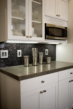 Possible idea for the kitchen back splash.
