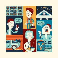 Check out Slashfilm's preview of Dave Perillo's show at G1988, which opens THIS COMING FRIDAY! http://www.slashfilm.com/dave-per...
