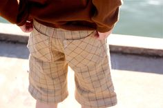 TUTORIAL: KID Pants and Shorts with Back Pockets | MADE