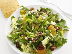 Bacon-Watercress Salad Recipe : Food Network Kitchen : Food Network