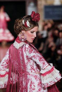 Traje de Flamenca - El-Ajoli - We-love-flamenco-2014-