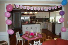 Tips on throwing an easy birthday PRINCESS party!