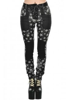 Rat Baby Stars The Wild One Jeans, £45.99