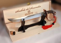 Champagne Swords, Del Sommelier, Gift Ideas, Sonoma Champagne, Wedding ...