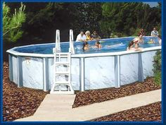 Doughboy Pool pool idea, swim poolssummertim, ground pool