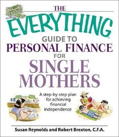 Great money advice for single moms