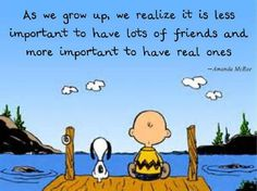 Friendship Quote (and then I realize I'd send this to quite a few people!)