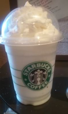 Cake batter frapp. If you click on the picture and then. Click at the top of the screen where it says secret starbucks menu there is a list of all the flavors!